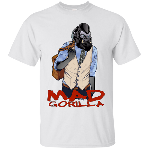 MAD GORILLA DAPPER DAN T-SHIRT