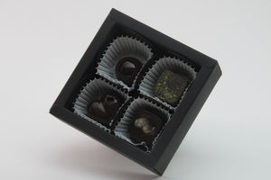 4-piece Gift Box + Yinghong No.9 Black Tea Set
