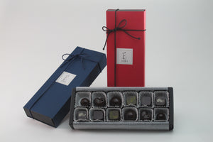 japanese sake chocolates