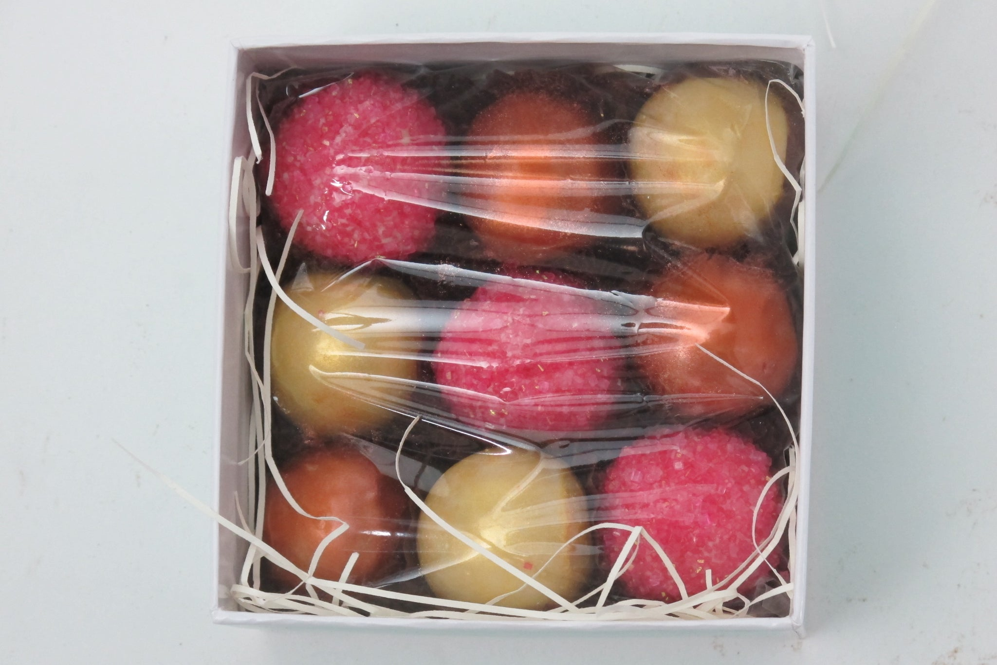 9-piece Assorted Truffles