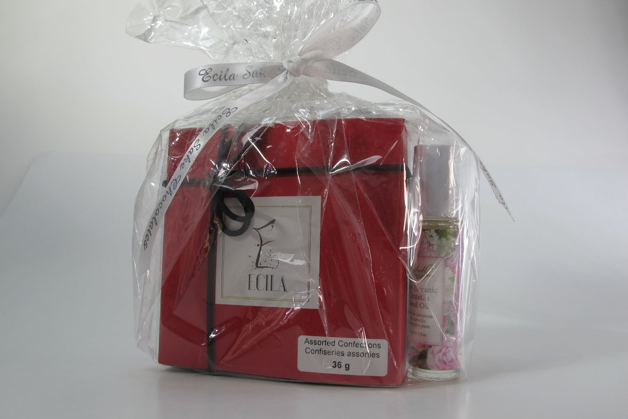 4-piece Gift Box + Camellia Seed Oil Set