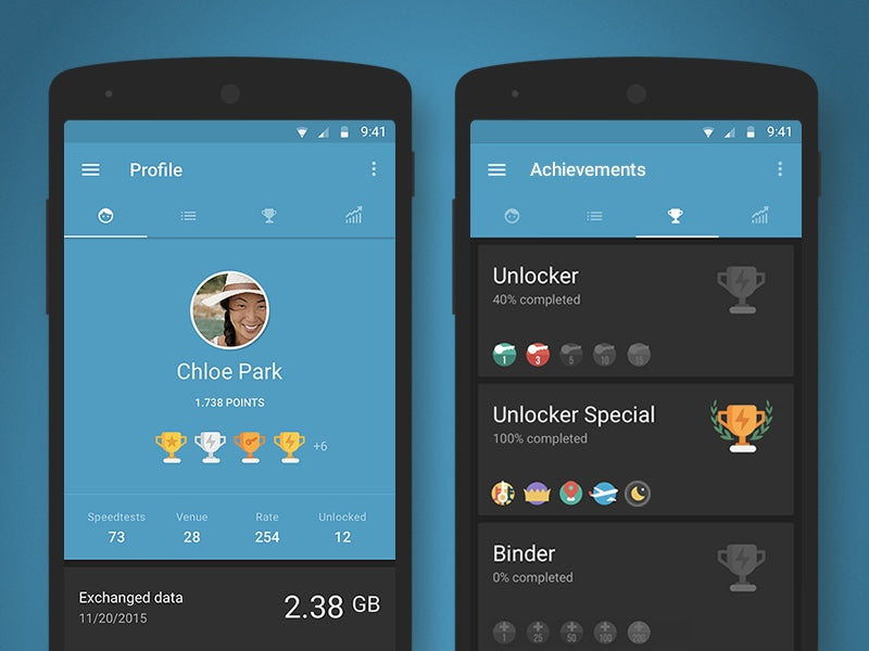 Gamification is used to boost mobile app engagement
