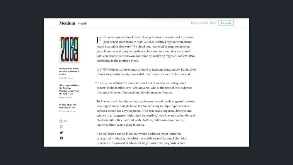 Typography accessibility