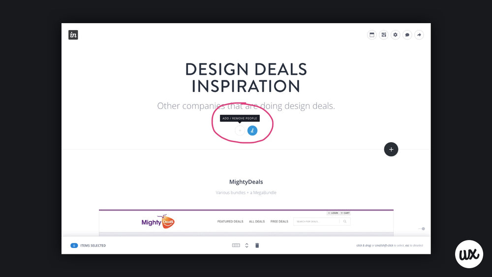How to Ideate Like a Pro With InVision Freehand - UX Tricks