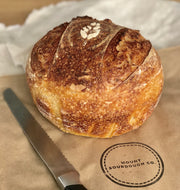 Artisan Boule Sourdough loaf