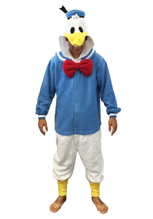 DISNEY'S DONALD DUCK KIGURUMI - Adult Regular