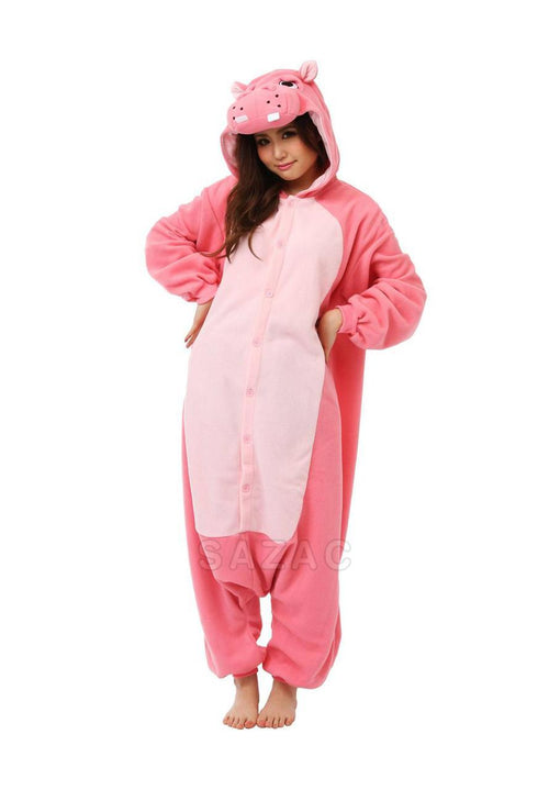 HIPPO KIGURUMI - Adult Regular