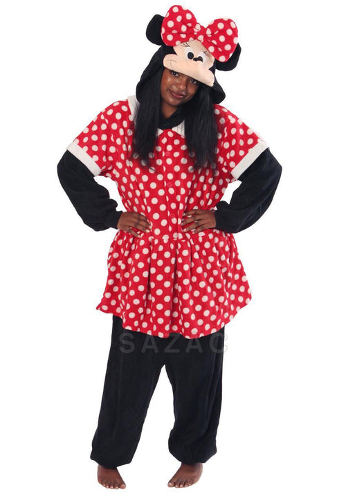 DISNEY'S MINNIE MOUSE KIGURUMI - Adult Regular
