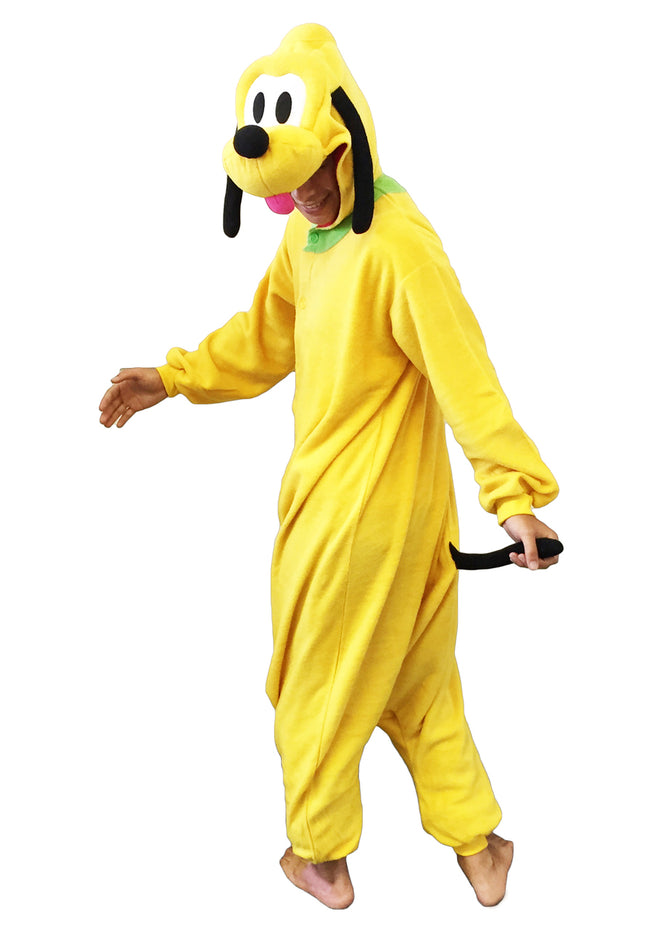 DISNEY'S PLUTO KIGURUMI - Adult Regular