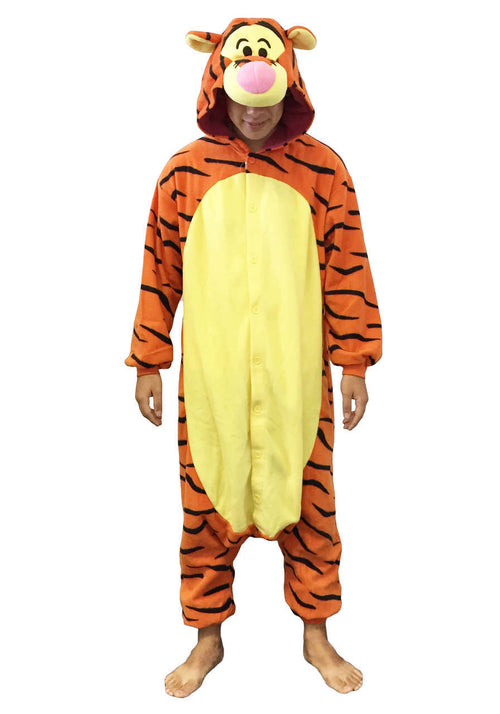DISNEY'S TIGGER KIGURUMI - Adult Regular