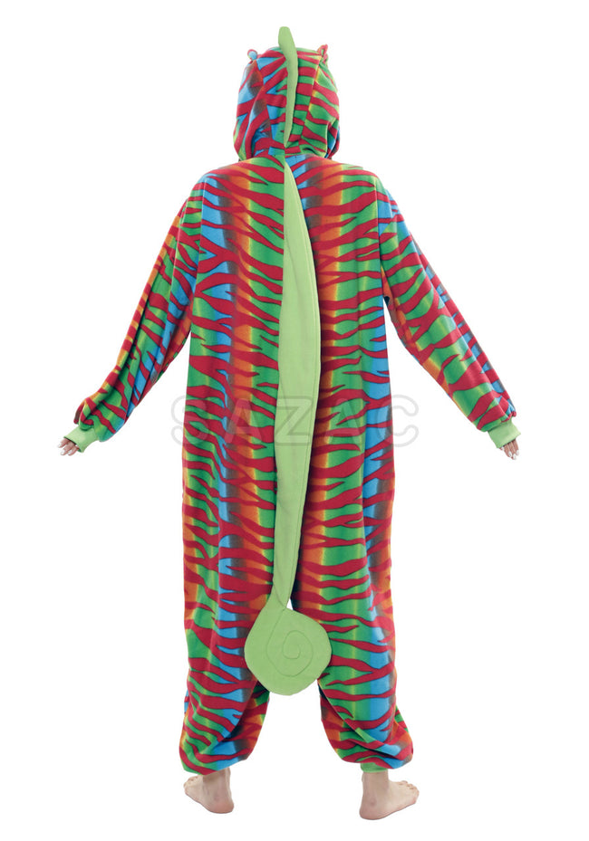 CHAMELEON KIGURUMI - Adult Regular