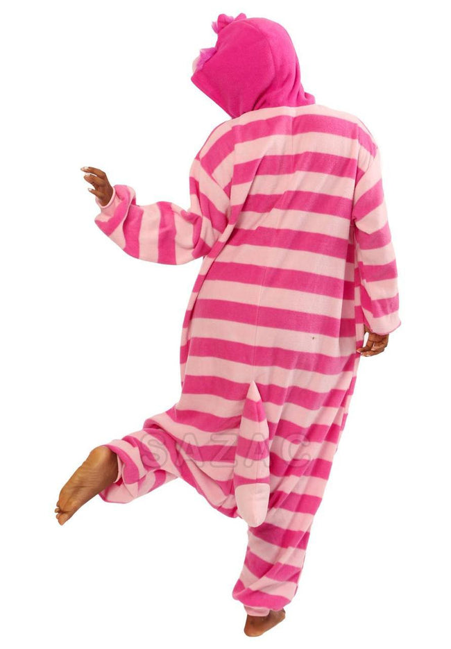 DISNEY'S CHESHIRE CAT KIGURUMI - Adult Regular