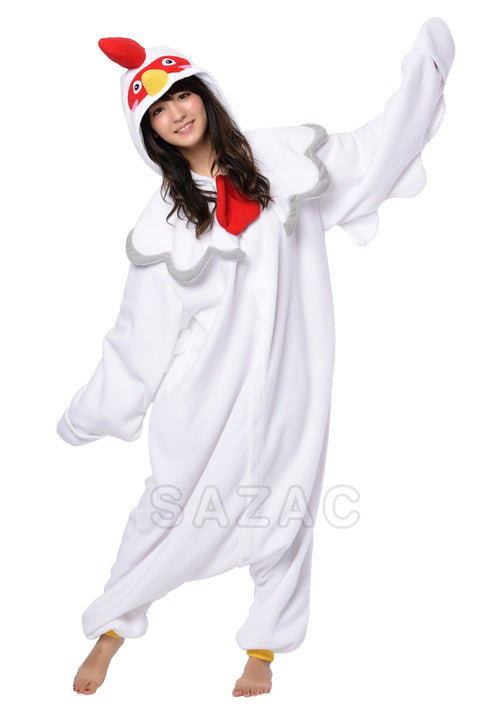 CHICKEN KIGURUMI - Adult Regular