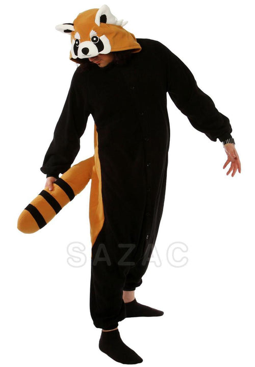 RED PANDA KIGURUMI - Adult Regular