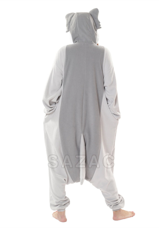 SILVER WOLF KIGURUMI - Adult Regular
