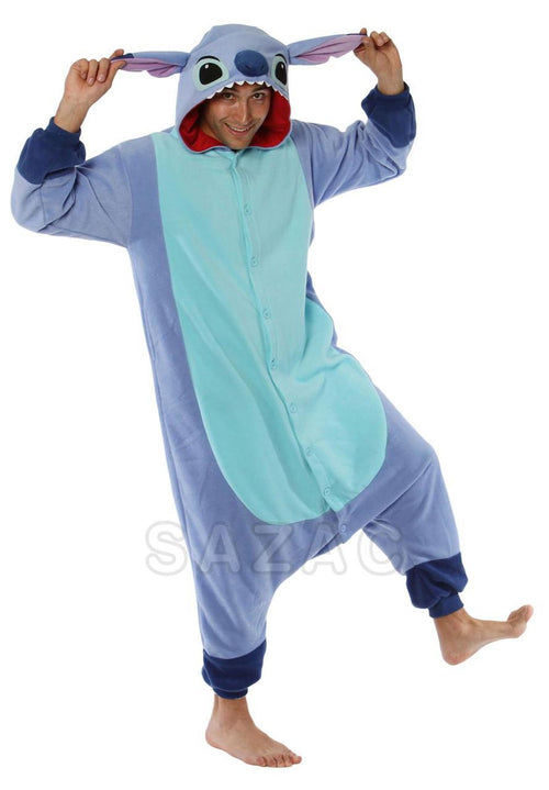 DISNEY'S STITCH KIGURUMI - Adult Regular