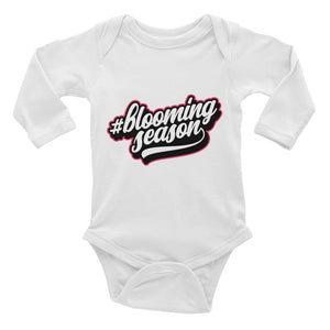 #BloomingSeason Infant Long Sleeve Bodysuit