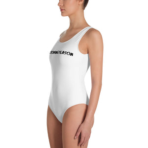 #BloomingSeason One-Piece Swimsuit
