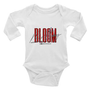 "Baby ""Bloom"" Infant Long Sleeve Bodysuit"