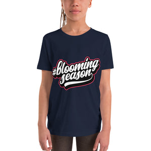 #BloomingSeason Youth Short Sleeve T-Shirt
