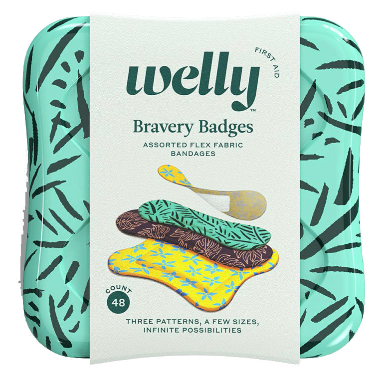 greenery bravery: welly
