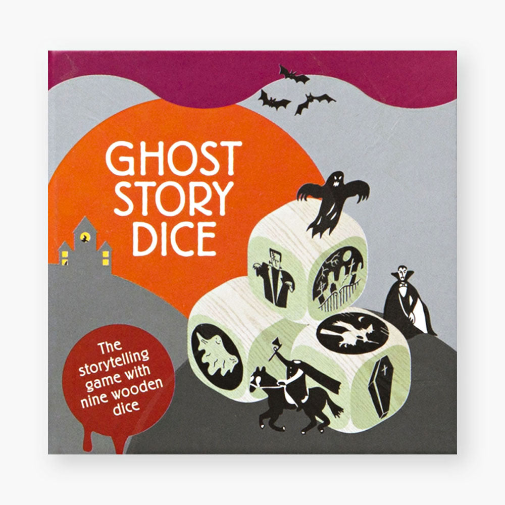 ghost dice stories