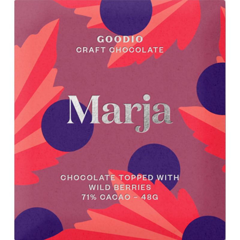 marja: Goodio Chocolate Bar