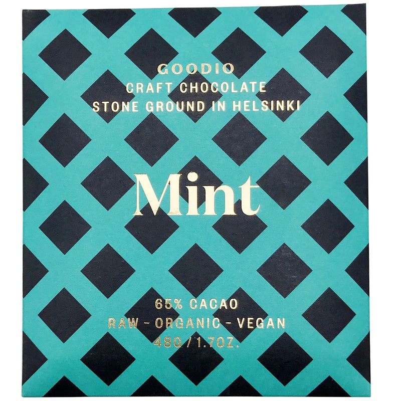 mint: Goodio Chocolate Bar
