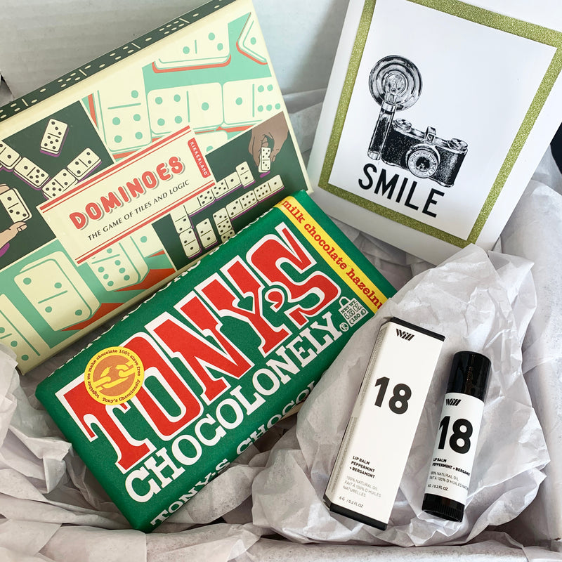 "Dominos ""SMILE"" Gift Box"