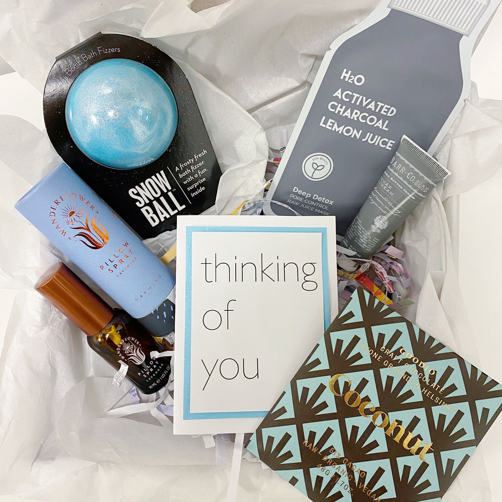 "Snowball ""Thinking of You"" Gift Box"