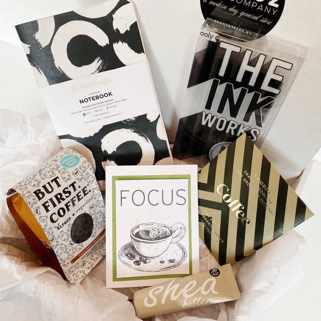 "Off to College ""Focus"" Gift Box"