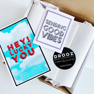 """Good Vibes"" Gift Box"