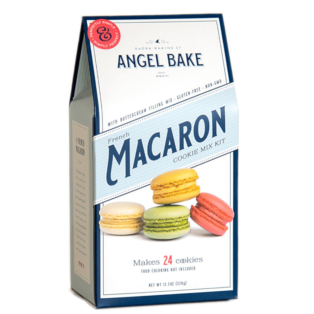 French Macaron Baking Mix: Angel Bake