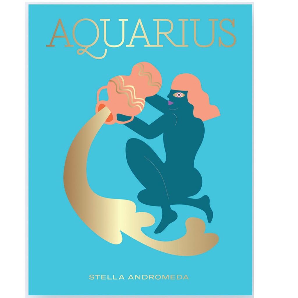 AQUARIUS: astrology book