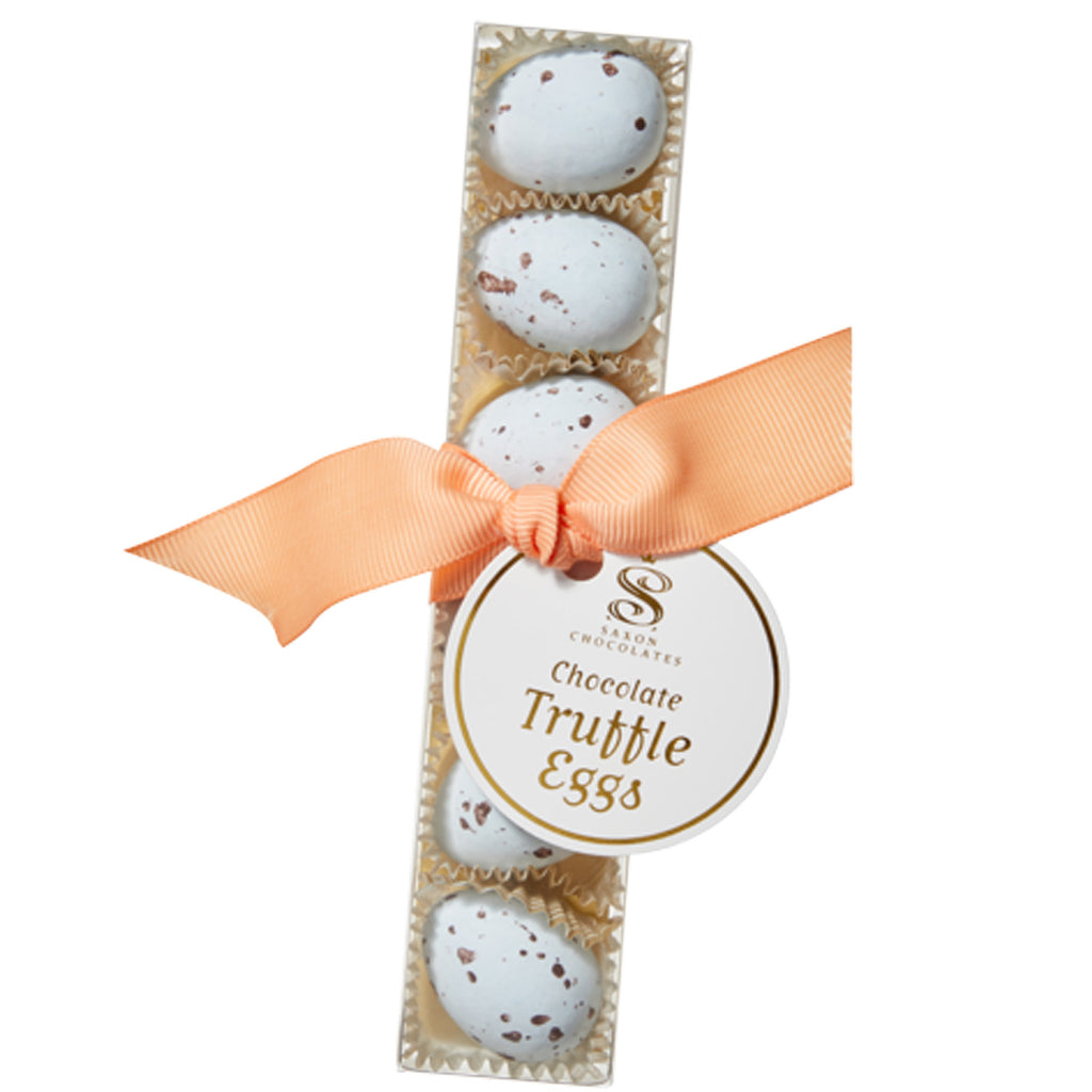 Robin Truffle Egg Box ( 6 pcs)