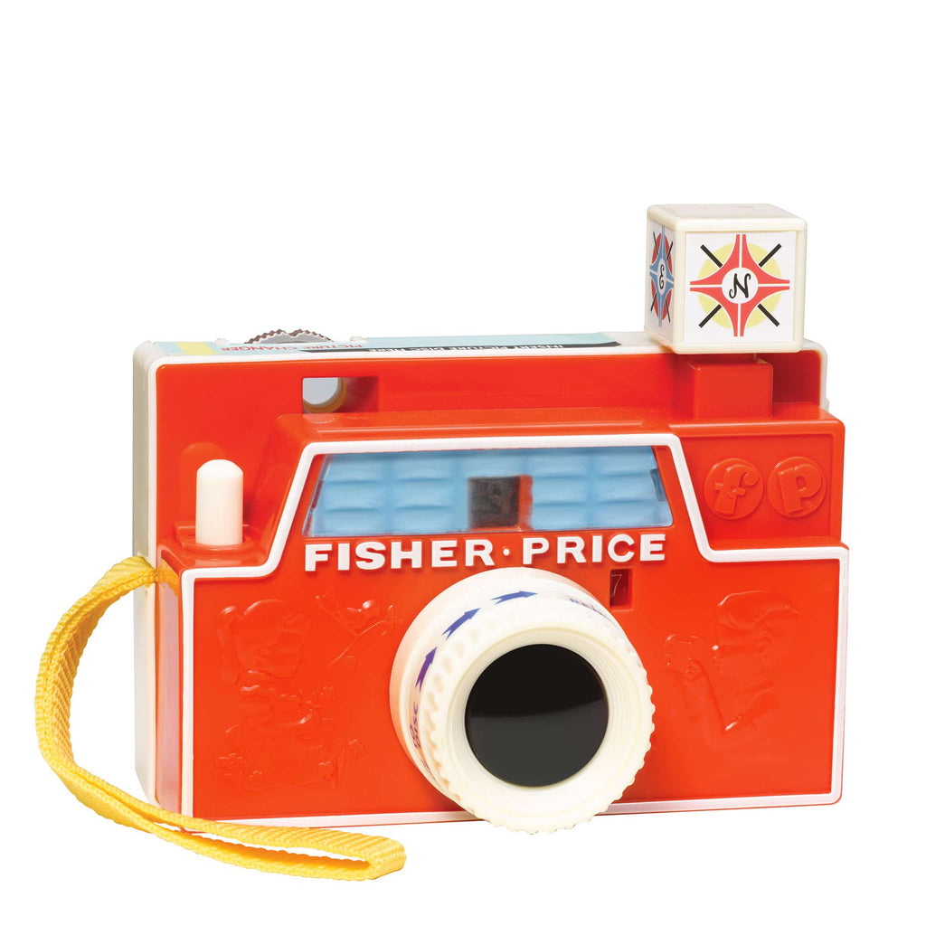 disc camera: Fisher Price Classics Retro