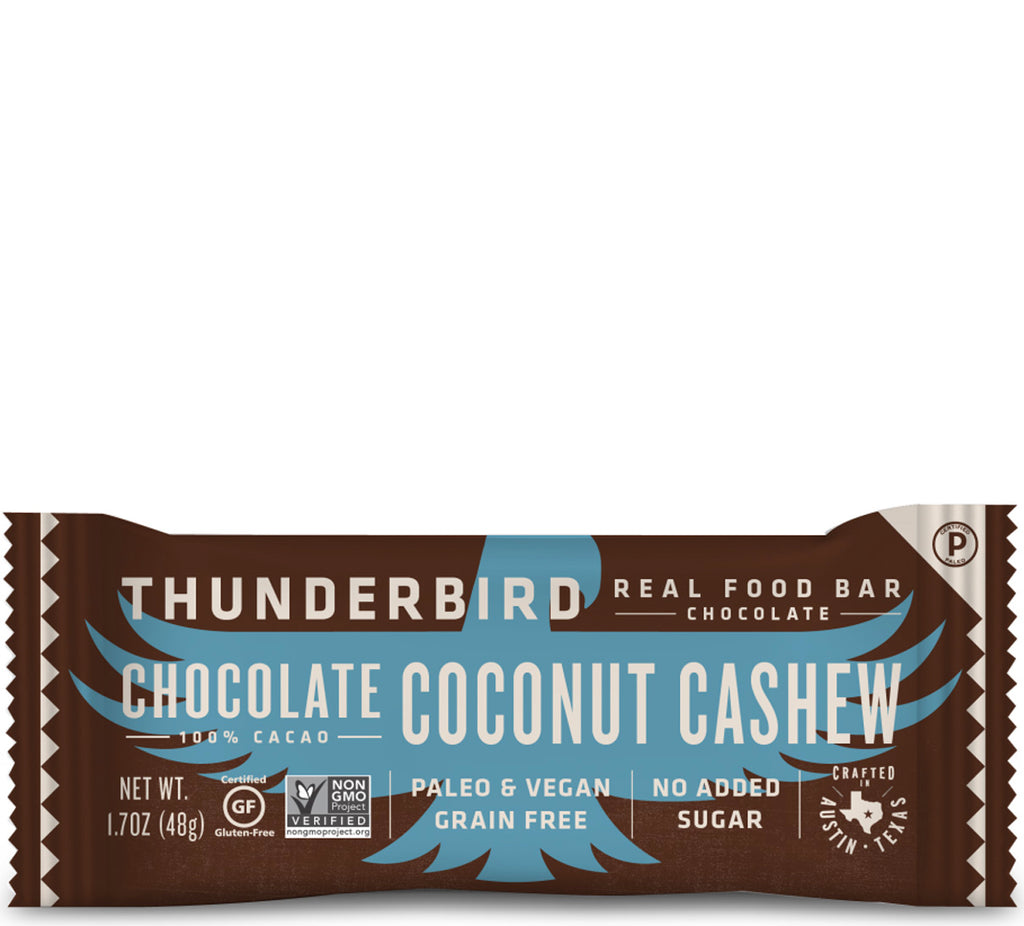 Chocolate Coconut Cashew  bar
