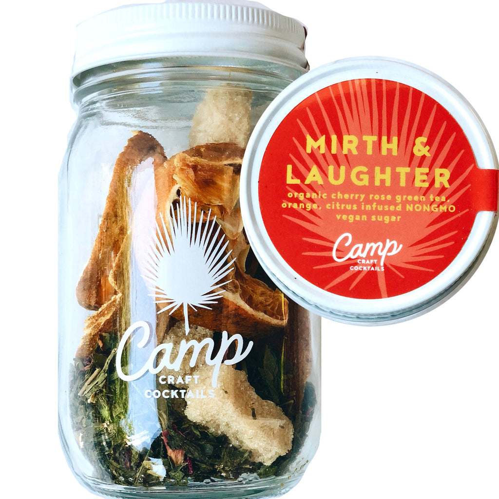 Mirth & Laughter : Craft Cocktail Kit