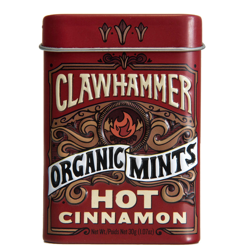 Hot Cinnamon Organic Mints