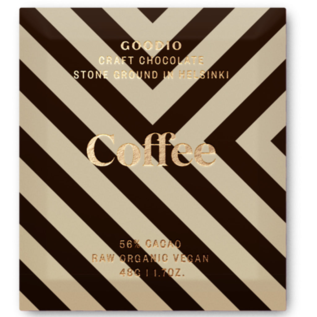 coffee: Goodio Chocolate Bar