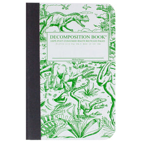 DinoPocket Size Decomposition Book (Grid Pages)