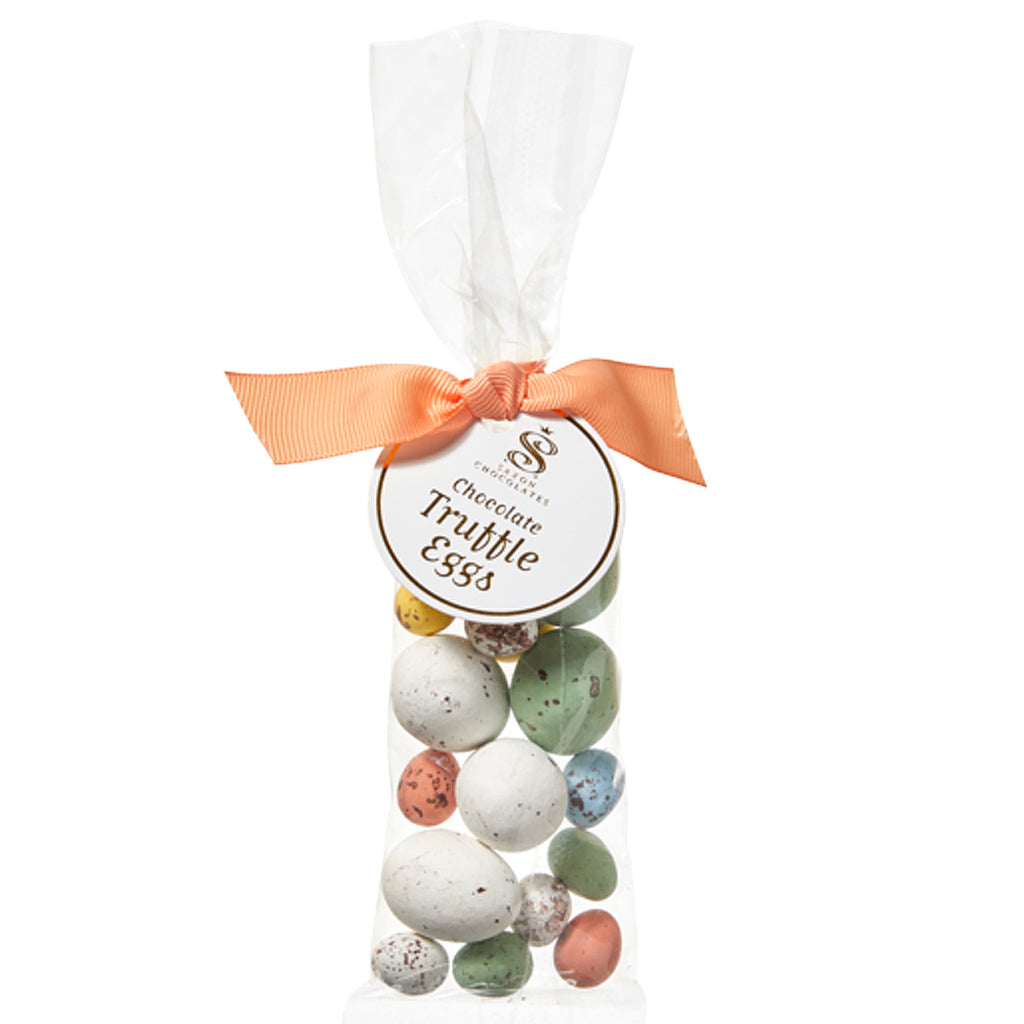 Speckled Truffle Egg Bag