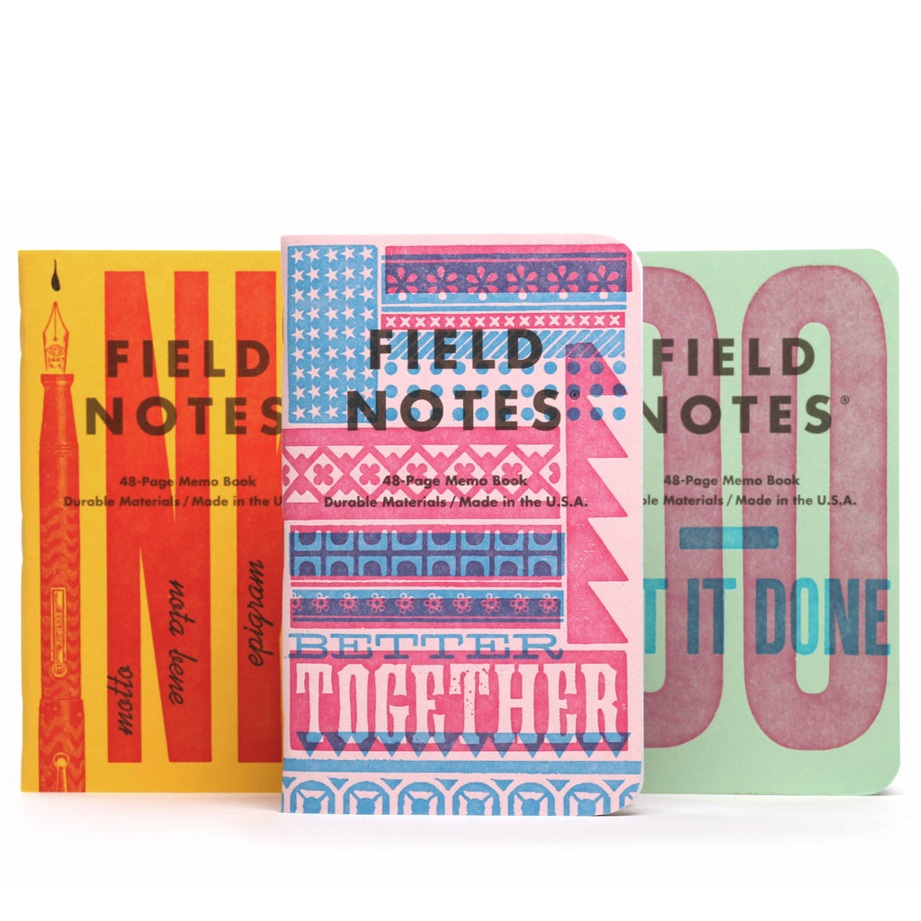 United States of Letterpress: field notes