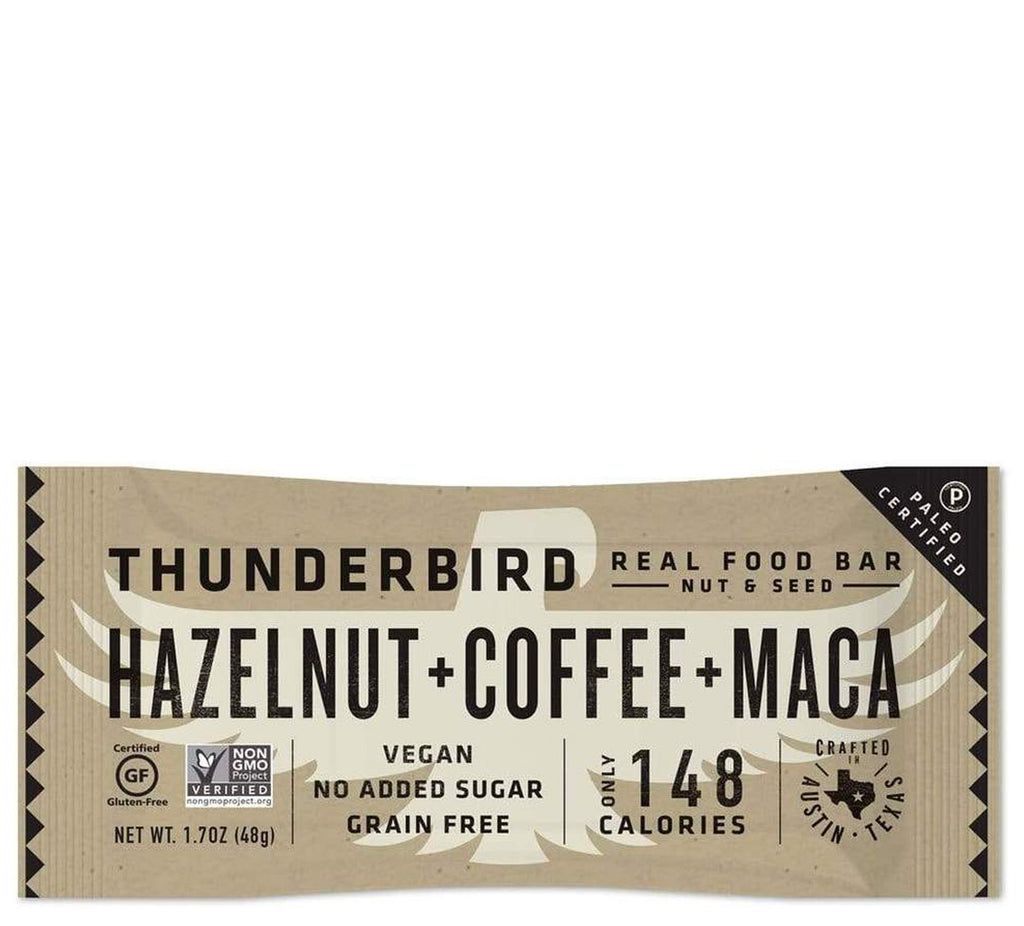 Hazelnut Coffee Maca bar