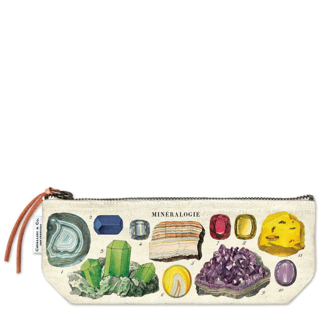 gems: Zippered Pouch