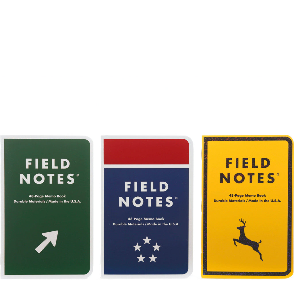 Mile Marker Edition :FIELD NOTES