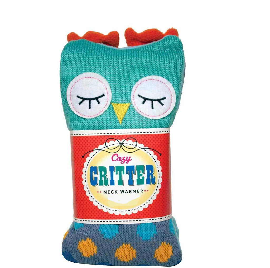 cozy critter Neck Warmer