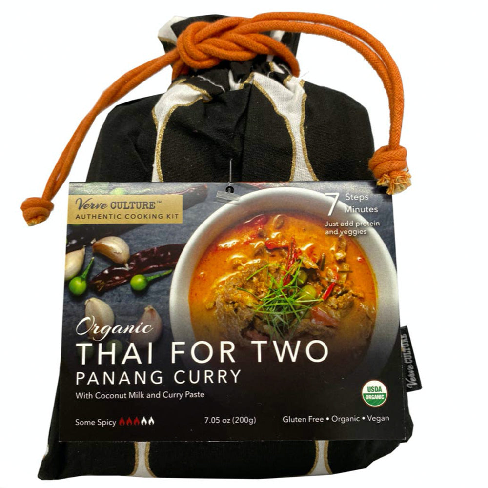 Panang Curry Organic: Cooking dinner for 2 Kit