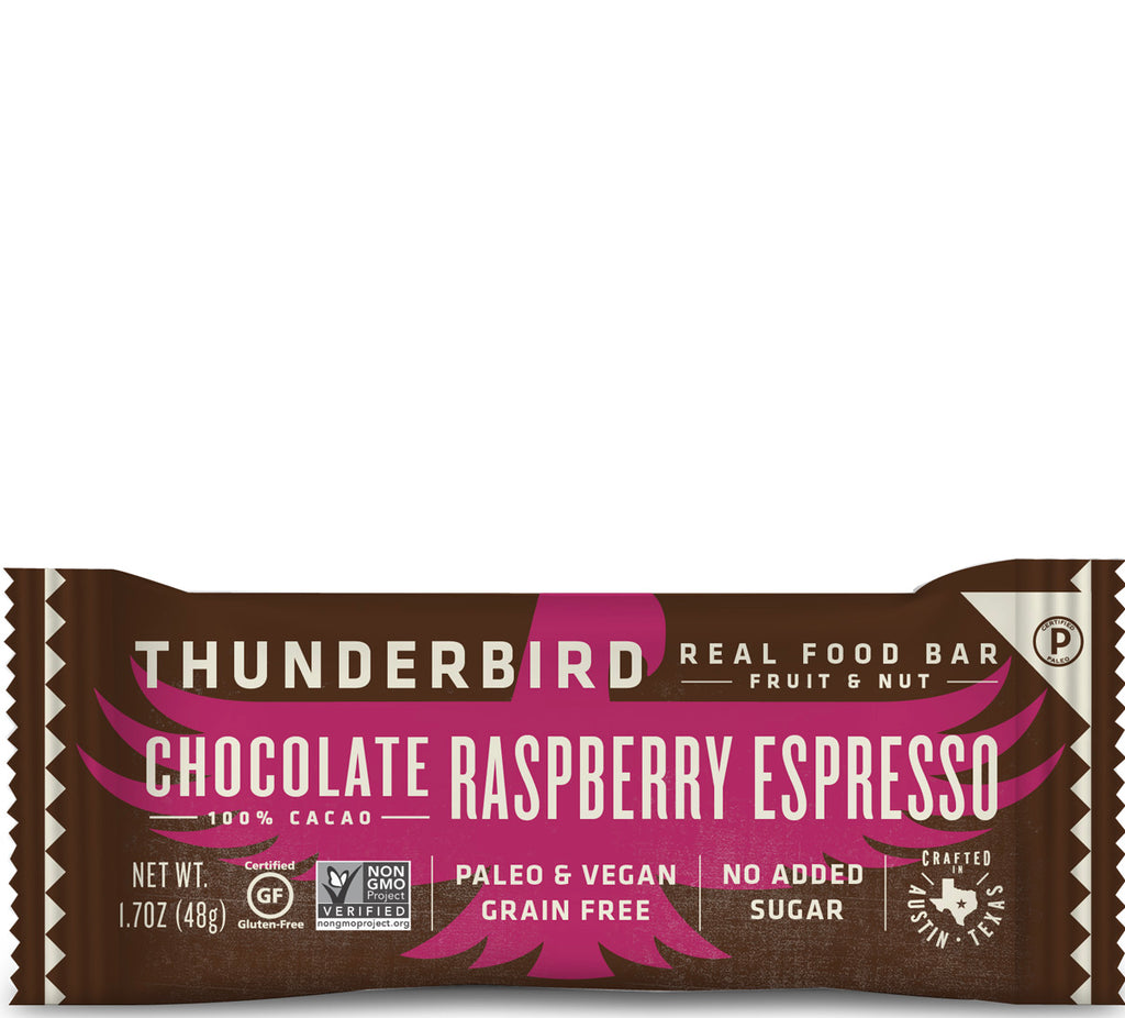 Raspberry Chocolate Espresso bar