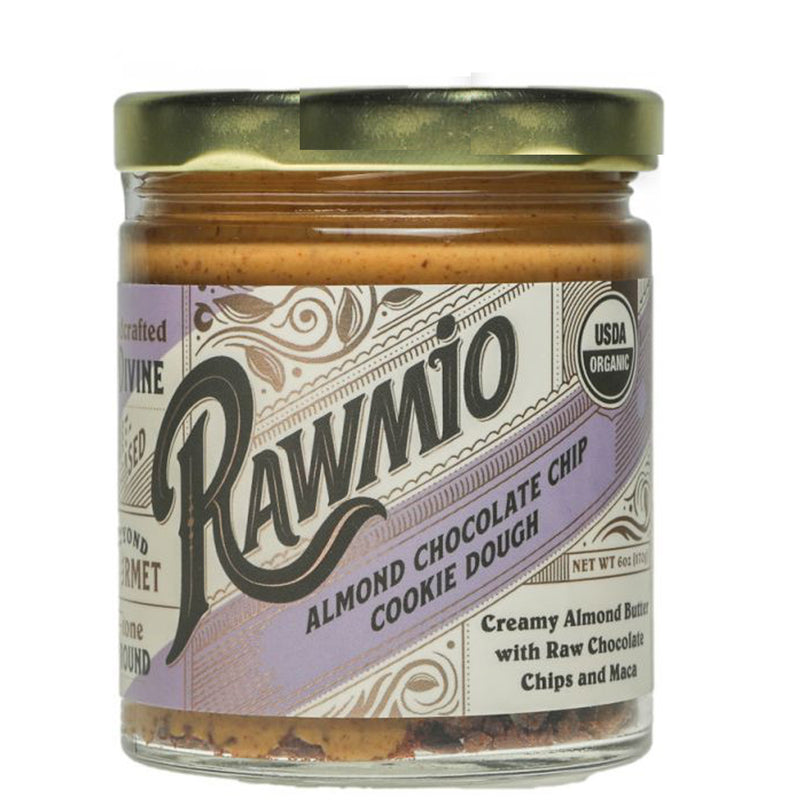 Rawmio Chocolate Chip Cookie Dough